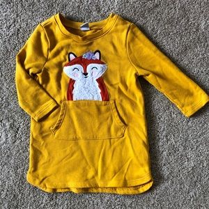 Old Navy Fox Tunic Dress (with pants)
